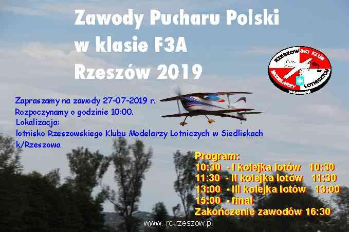 F3A 2019 Rzeszów